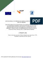 Villarba Doossier Politicas Publicas