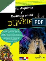 Magia-Alquimia y Medicina