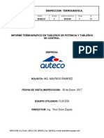 Informe Termografico 20-01-2017