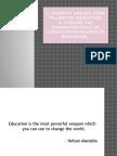 Presentation (Four Pillars)