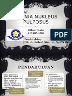 Referat Bedah Tiffani