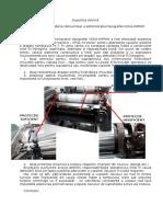 Expertiza materialelor unghiulare extrastructurale de imponderabilitate