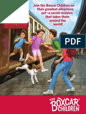 Children's Spring Announcements | The Boxcar Children | Bestseller
