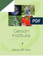 Gerson Brochure Web