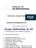 Workshop SD