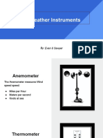 the 6 weather instruments by-evan and sawyer  1