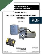 Manual ACP12