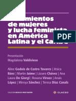 Movimiento de Mujeres y Lucha Feminista en América Latina y El Caribe