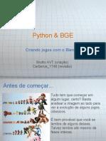 Python BGE