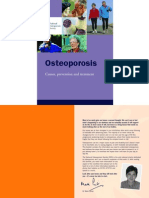 Osteoporosis Booklet