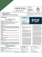 Decreto 303/2006