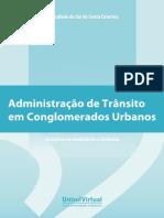 Administração de Transito Em Conglomerados Urbanos