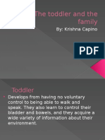 The Toddler and the Family