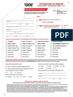 Bridgestone Nfl Rebate Form 16