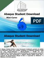 Abaqus Student Download