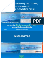 Widyatama.lecture.applied Networking.iv Week02 Mobile Networking