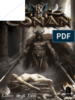 CONAN Monolith Libro Degli Eroi Reduced