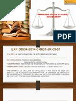 Ppt - Trabajo Expediente Judicial