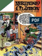 Mortadelo y Filemón (Olé) N°145 - El oscar del moro.pdf
