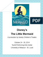 The Little Mermaid Study Guide