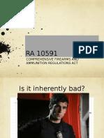 RA 10591 First Part