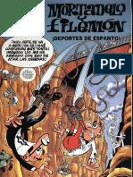Mortadelo y Filemón (Olé) N°144 - Deportes de espanto.pdf