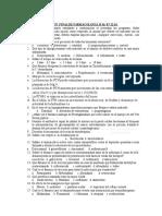 Examen Final Farmaco II 2016