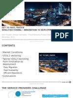Vectoring - L1 Customer Presentation v2