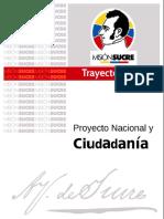 Proyecto Nacional y Nueva Ciudadania Guia