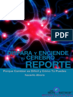 Reporte Dispara y Enciende Tu Cerebro