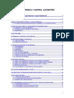 Electrónica y Control Automotriz