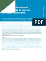 Etapas de Implementação de WMS - Estudo de Caso Em Um Varejista Moveleiro