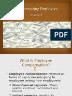 Ch 8 -Compensation