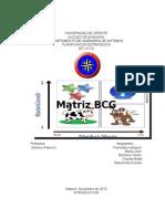 Grupo #3 Matriz BCG