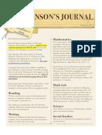 johnsons journal  2-6-17