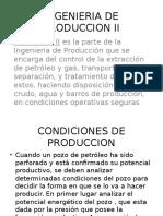Ing.produccion Unidad I( 2 Parte)