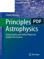 Principles of Astrophysics Using Gravity [2014]