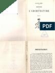 Histoire de l'Architecture 1-Auguste Choisy