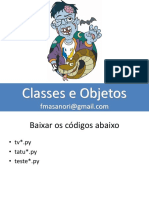 TWP25 Classes e Objetos
