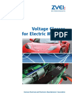 Voltage Classes for Electric Mobility