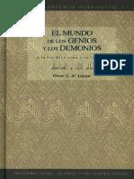 'Omar S. Al Ashqar - El Mundo de los Genios y los Demonios