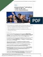 Le Pen Se Autoproclama