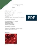 Tema Sistema Circulatorio ..