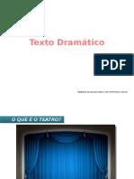 Texto-texto dramático