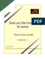 Balanza JR Electronica
