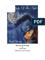His Lady of the Night by Angel Young
