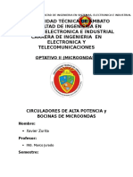 Amplificadores de Bajo Ruido en Comunicación Satelital