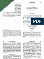 Pascal Reconnaissance Des Nombres Multiples