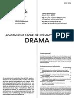 Webfolder Drama Lemmens 2017-2018