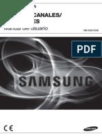 User Manual-SRD-852D, 1652D-SPANISH.pdf